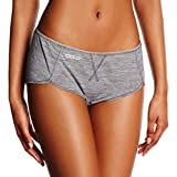 Odlo Panty Revolution TW Light, mujer, color Verde - Gris, tamaño extra-small