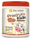 Pure Nutrition Prostrum Kids Bovine Colostrum 200 Gram Chocolate Flavour - Premium Protein