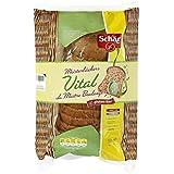 Schar pain vital sans gluten 350g - ( Prix Unitaire ) Envoi Rapide Et Soignée