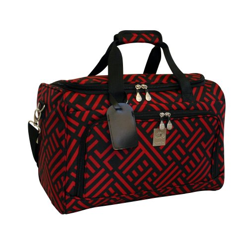 jenni-chan-signature-city-duffel-black-red-one-size