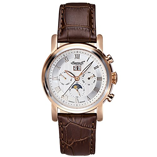Ingersoll Herren-Armbanduhr IN1218RSL
