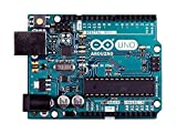 Arduino UNO R3 board with DIP ATmega328P