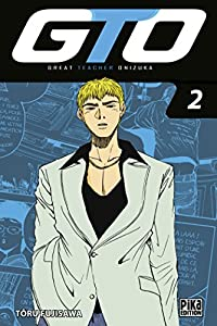 GTO : Great Teacher Onizuka Edition 20 ans Tome 2