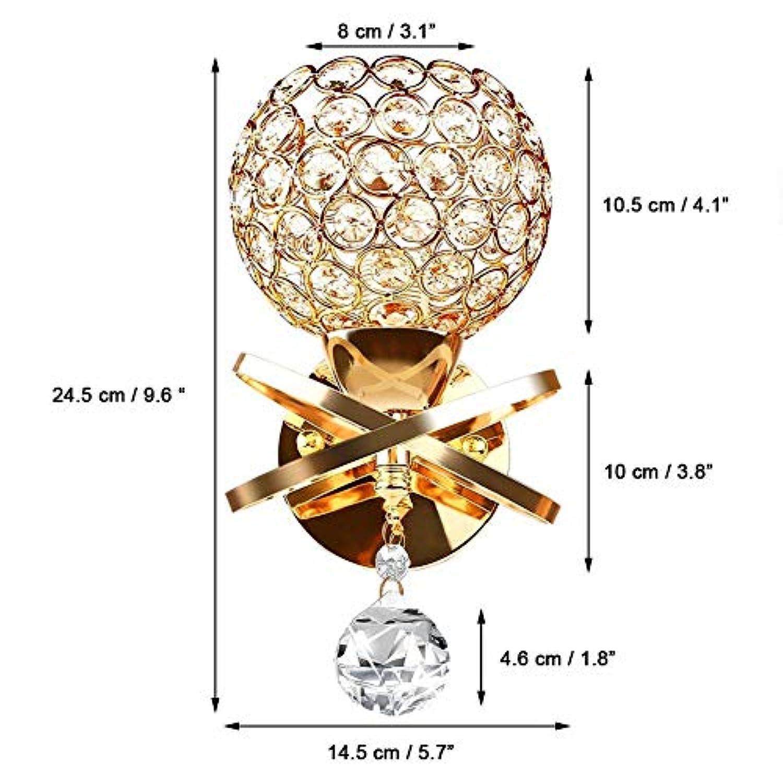 Lampes Murales En Cristal Applique Murale Cristal E14