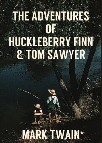 HUCKLEBERRY FINN and TOM