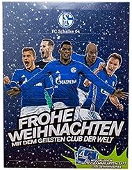 FC Schalke 04Calendrier de l'Avent Équipe 2016