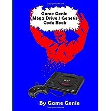Game Genie Mega Drive / Genesis Code Book
