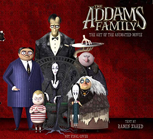 The Art of The Addams Family