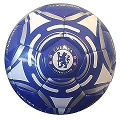 Idea Regalo - Chelsea FC ch03455Pallone da Calcio Unisex Bambino, Blu