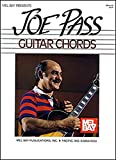 Joe Pass Guitar Chords: Lehrmaterial für Gitarre (Mel Bay Presents)