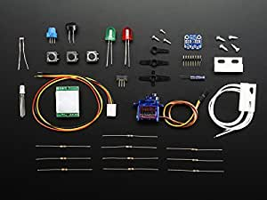 Huzzah! Adafruit.io Internet of Things CC3000 WiFi Starter Kit