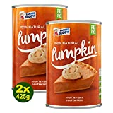 100% Natural Pumpkin Puree [425g] x2
