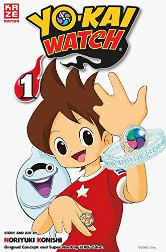 Yo-kai Watch 01 par Noriyuki Konishi