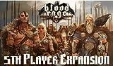 Blood Rage - Expansión 5-6 Jugadores