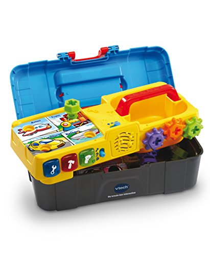 VTech - 178205 - Ma Bricolo-Box Interactive