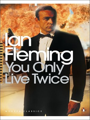 You Only Live Twice (Penguin Modern Classics)