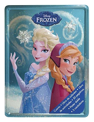 Frozen. Caja metálica