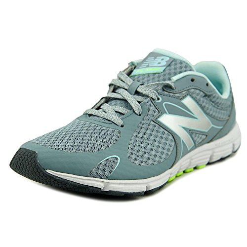 New Balance Women's 630v5 Running Shoe, Grey/Silver, 10 B US Grey/Silver