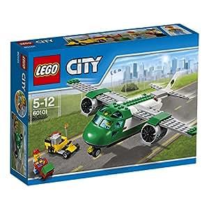 LEGO - 60101 - City - Jeu de construction  - L'avion Cargo
