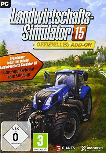farming simulator 2015 Landwirtschafts-Simulator 15: Offizielles Add-On