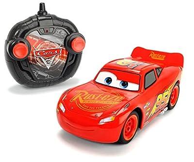 "Dickie Toys - ""Cars 3 Turbo Racer"", RC Fahrzeug, ferngesteuertes Auto, 1:24, 17cm von Dickie Spielzeug"