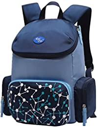 2ba2fda68fb2 vbiger School Backpack Cute Kids Backpack Printing School Bag for Primary  Boys girlsstudents