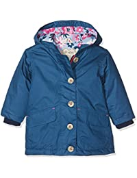 Hatley Girl's Cotton Coated Raincoats Rain Jacket