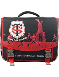 Cartable scolaire TOULOUSE - Collection officielle STADE TOULOUSAIN - Rugby Top 14