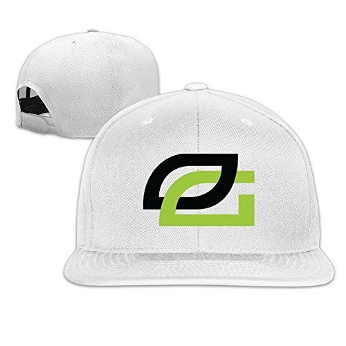 XCarmen Flat-along Adjustable Graphic OpTic Gaming 2016 Trucker Hats Baseball Hat White