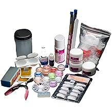 Tongshi 19 Consejos para el arte del clavo de acrílico Powder Liquid Brush