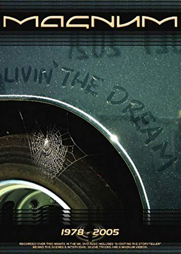Magnum - Livin\' the Dream [2 DVDs]
