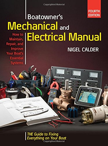 Boatowners Mechanical and Electrical Manual 4/E (International Marine-RMP)