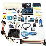 Yongse Mega 2560 Starter Learning Kit Mit 1602 LCD RFID Relais Motor Summer Für Arduino