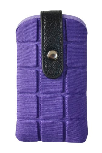 Croco® SCKKC pouch case for Apple iPhone SE 5 5s 5c iPhone 4 4s (Purple)  available at amazon for Rs.199