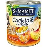 St mamet cocktail de fruits sirop léger 4/4 500g - ( Prix Unitaire ) - Envoi Rapide Et Soignée