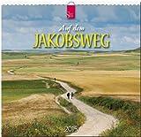 Auf dem Jakobsweg 2015 - Original Stürtz-Kalender - Mittelformat-Kalender 33 x 31 cm - Jürgen Richter