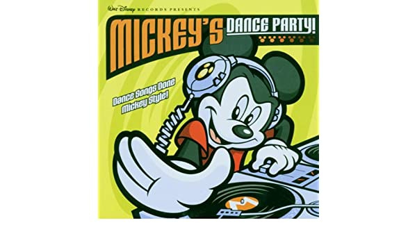 217d79717bb Mickey s Dance Party  Amazon.co.uk  Music