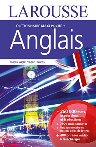 Dictionnaire Larousse maxi poche plus Anglais