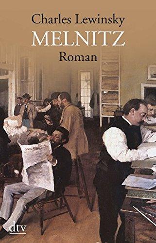 Buchseite und Rezensionen zu 'Melnitz: Roman' von Charles Lewinsky