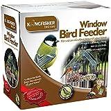 King Fisher ventana Bird Feeder