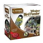 King Fisher Window Bird Feeder 5