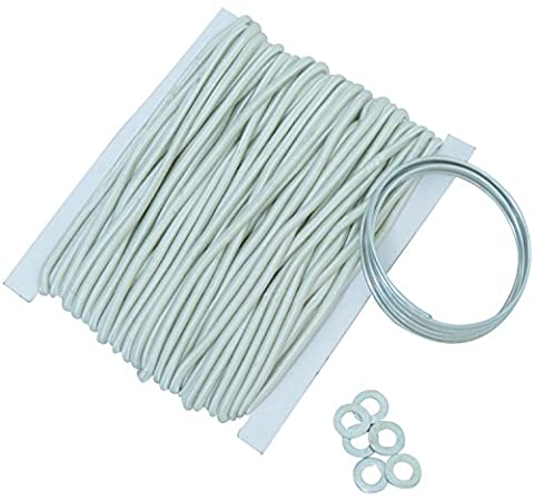 Andes Shock/Bungee/Elastic Cord Repair Kit Camping Tent Pole