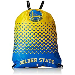 NBA Golden State Warriors - Bolsa con cordón, multicolor, talla única