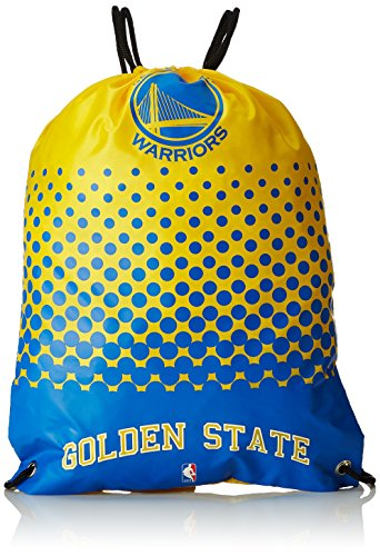 Forever Collectibles NBA Golden State Warriors Fade Drawstring Backpack