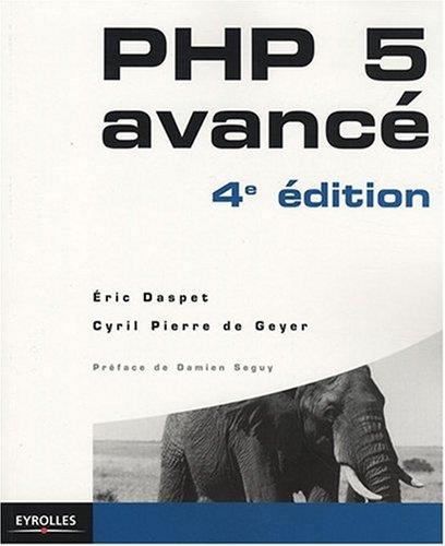 PHP 5 avancé
