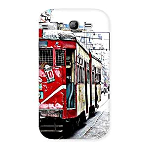 Delighted Calcutta Multicolor Back Case Cover for Galaxy Grand Neo