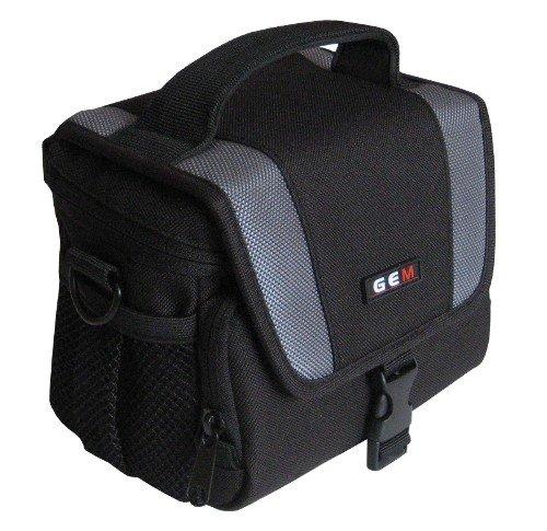 GEM–Funda para Sony HDR-CX105E, HDR-CX115E, HDR-CX116E, HDR-CX155E, HDR-CX305E, HDR-CX350VE, HDR-CX505VE, HDR-CX520VE videocámara y accesorios