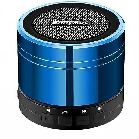 EasyAcc à Mini Enceinte Bluetooth Haut Parleur