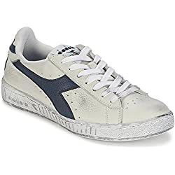 Diadora Game L Low Waxed, Sneaker a Collo Basso Unisex – Adulto