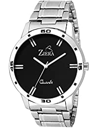 Ziera ZR7065 White DIAL Analog Watch - For Men And Boys